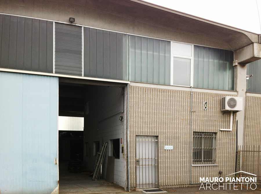 Ristrutturazione di un capannone industriale a milano opera for Capannone moderno