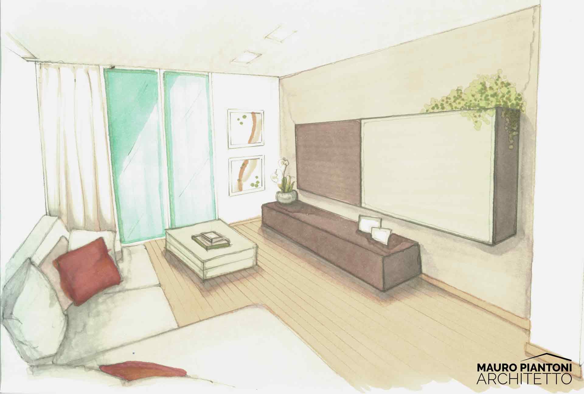 Progetti interni casa with progetti interni casa progetto finito interni casa g with progetti - Software arredamento interni ...