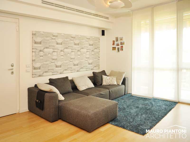 Ristrutturazione di interni casa pi milano studio piantoni for Progetto casa interni