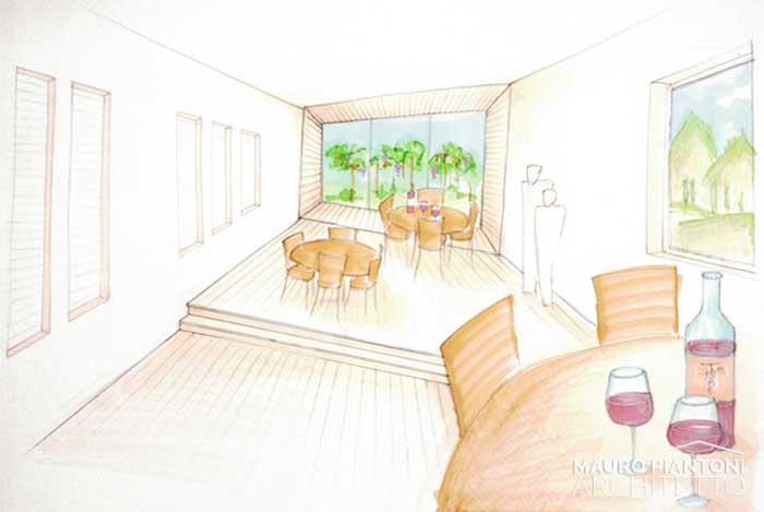 I servizi di progettazione architettonica di studio piantoni - Studi architettura d interni milano ...